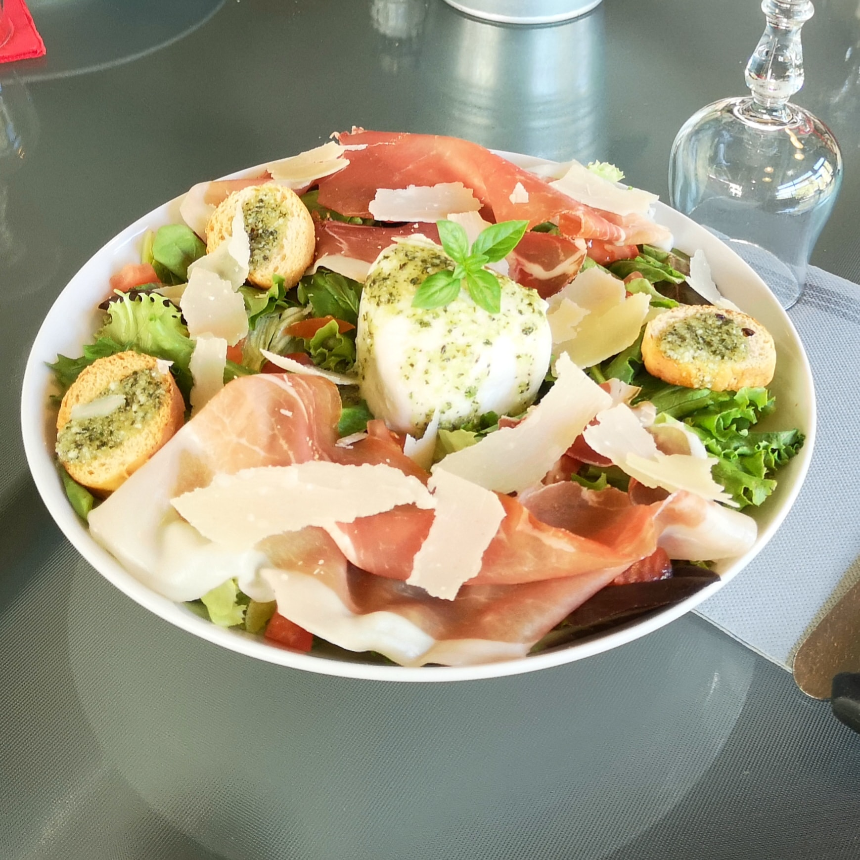 salade italie